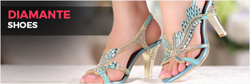 Diamante Shoes